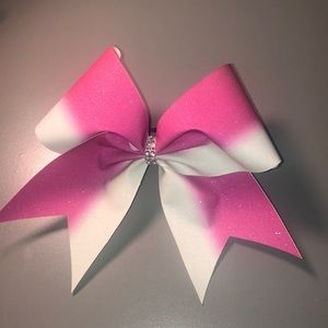 Accessories - Pink Gradient Bow